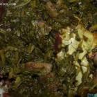 Artibonite most famous Dish, Lalo legume fey