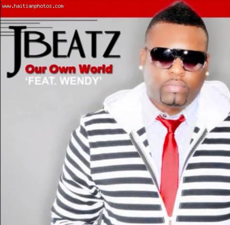 Haitian Musician, J Beatz, also known as Jason Jules