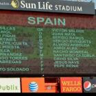 Spain Overshadows Haiti 2-1 Miami