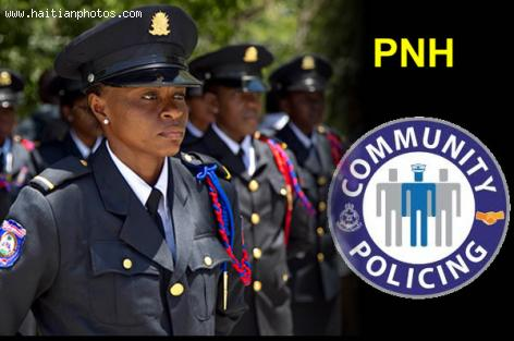 Community Policing in Haiti