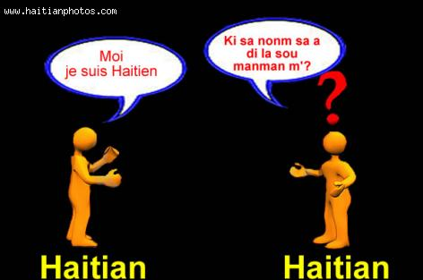 French Vs Creole in the Haitian Culture