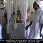 Funeral Ritual in Haiti - Ceremony to assist departed