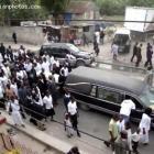 Funeral Ritual Haiti Appropriate