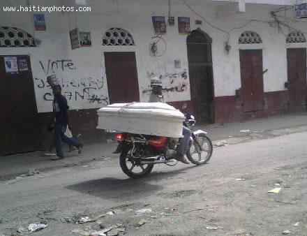 Funeral in Haitian Culture
