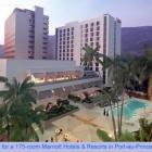 Marriott Hotel in Port-au-Prince, the plan