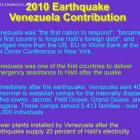 2010 Earthquake Venezuela