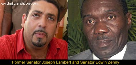 Sherlson Sanon alleged Joseph Lambert and Edwin Zenny  are involved in crime