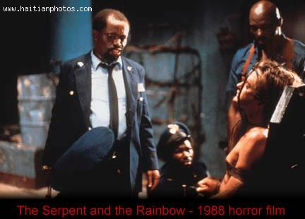 The Serpent and the Rainbow movie
