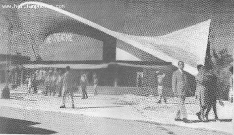 Cine Theatre - Duvalier Ville in 1965 - 1970