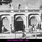 Cine Variete in Haiti - 1916
