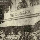 Renovation work for Rex Theater - Picture of Rex Cafe