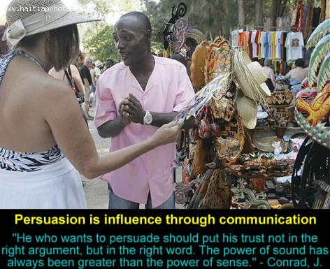 Understand the concept of charm in Haitian Business