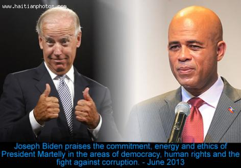 Joe Biden Urges Haiti to Hold Elections