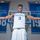 Basketball Star Nerlens Noel