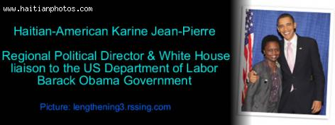 Karine Jean-Pierre and the Government of Barack Obama