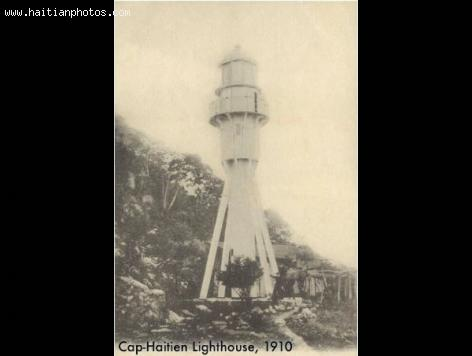 Cap-Haitien - Lighthouse in 1910