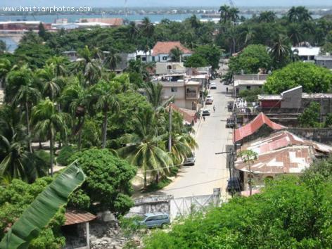 The Neighborhood of Carenage in Cap-Haitian