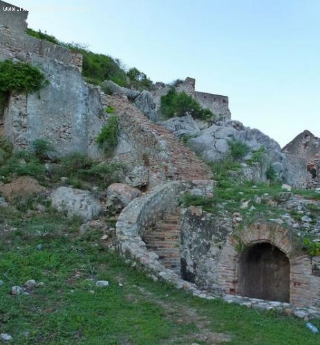 Fort Picolet with secret tunnels