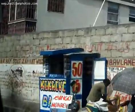 Gambling in Haiti