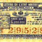 Haitian State Lottery and Gambling regulation