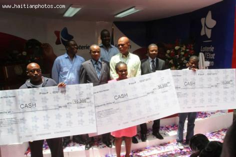 Legal Gambling in Haiti - Opening of Haiti State Lottery