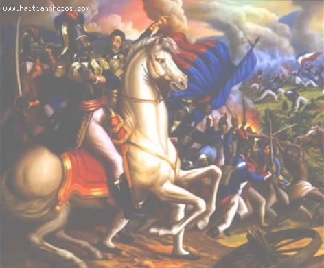 Haitian Slave Revolution
