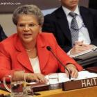 Haitian Prime Minister Michele Pierre-Louis on the issue of Homosexuality