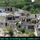 Home Built shaky ground Haiti