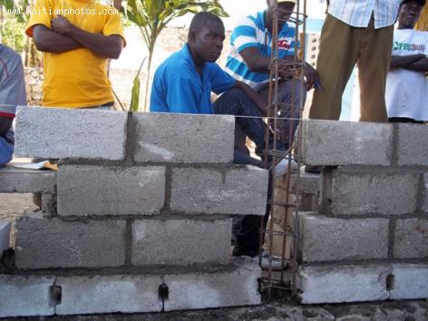 The informality of building construction in Haiti