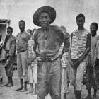 A Caco during the 1915 US Occupation of Haiti