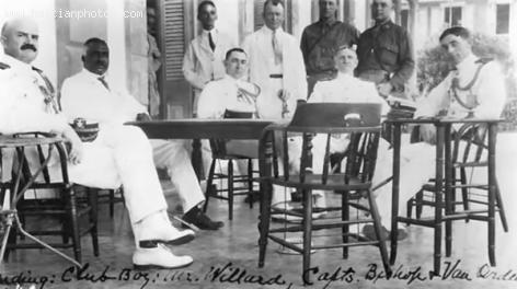 U.S. Occupation Began to Stop Rosalvo Bobo