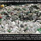 Haitian Government Says Plastic