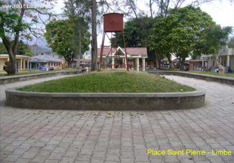 Place Saint Pierre - Limbe