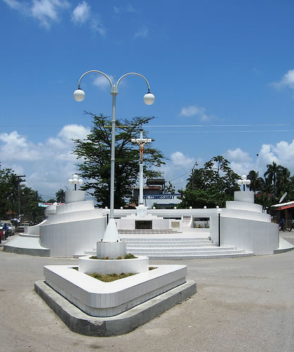 Attractions in the City of Les Cayes, Haiti