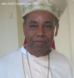 Archbishop Guire Poulard, Port-au-Prince