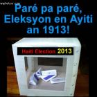 Haiti Election 2013