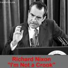 Richard Nixon, I am not a Crook! do you see similarity in Haiti?