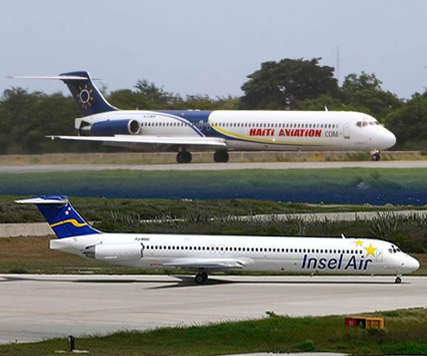 Haiti Aviation replacing Insel Air