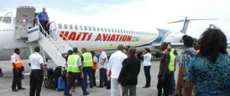 Transportation - Haitian Aviation