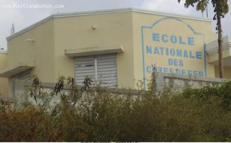 Ecole nationale, Cotes-de-Fer, Haiti