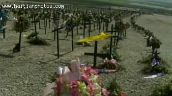Titanyen Burial Site For The 2010 Haiti Earthquake