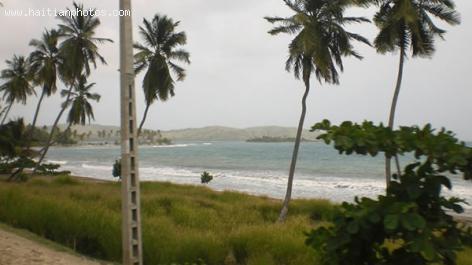 View from Cotes de Fer
