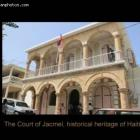 Haiti Reconstruction: The Court of Jacmel, historical heritage of Haiti