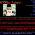 Obeah Religion