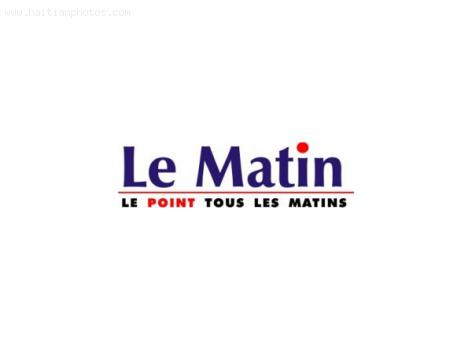 Le Matin Goes Out of Business, Maybe Forever