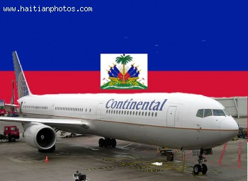 Haiti, A New Destination For Continental Airlines