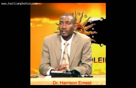 Harrison Ernest New Deputy Director of Haiti National Radio