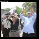 Pamela Ann White, US Ambassador stationed in Haiti,