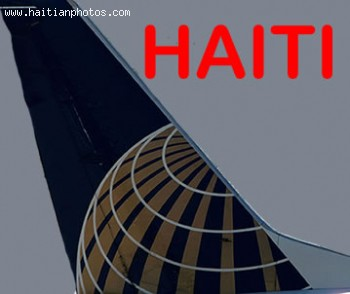 Continental Airlines, The Next U.S. Airline To Fly To Haiti