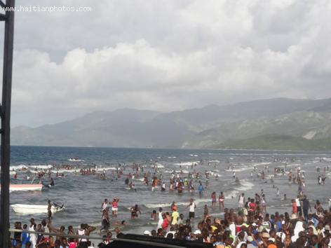 Festival of the Sea in Cap-Haitian or festival de la mer, 2013